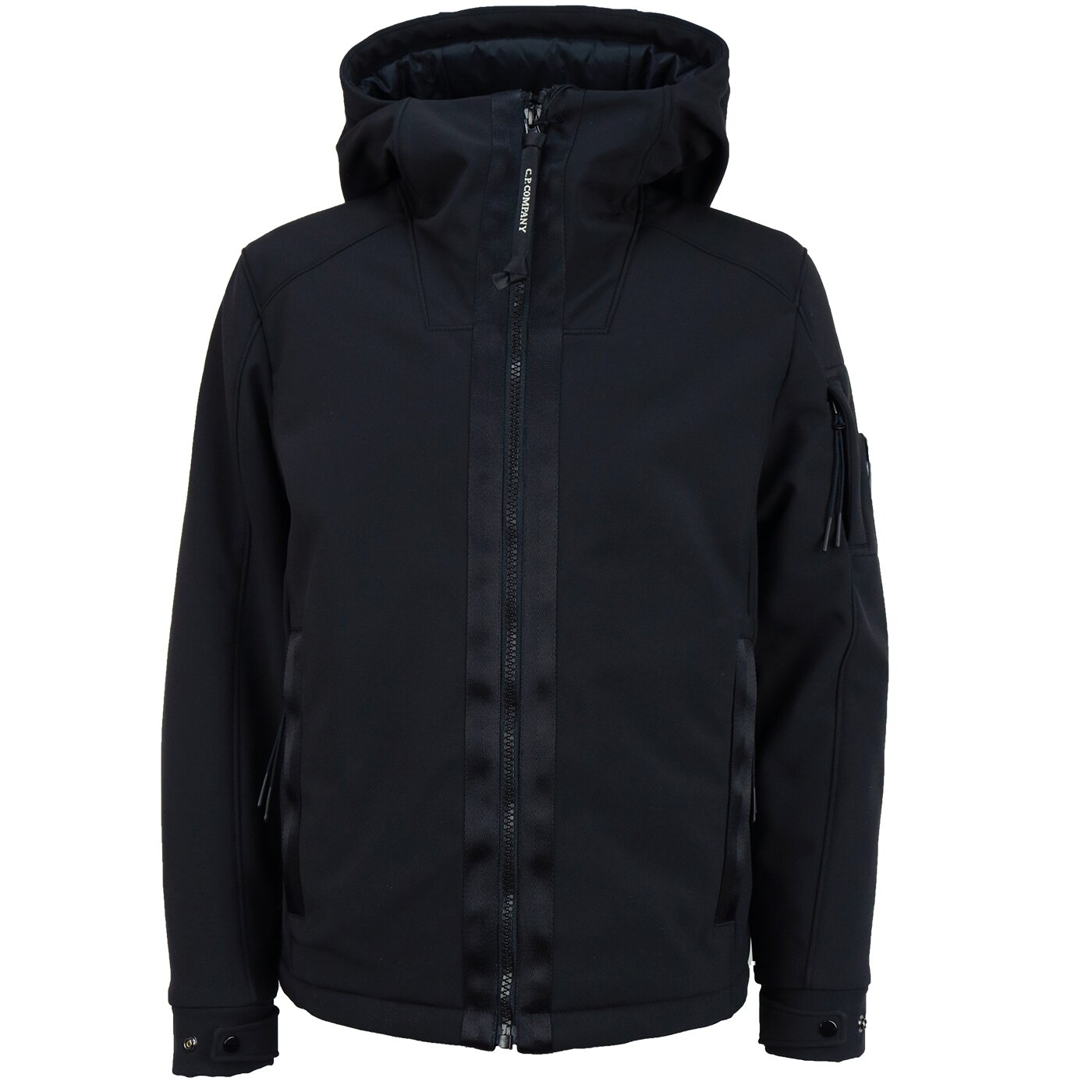 CP Company outerwear Short Jacket Donkerblauw