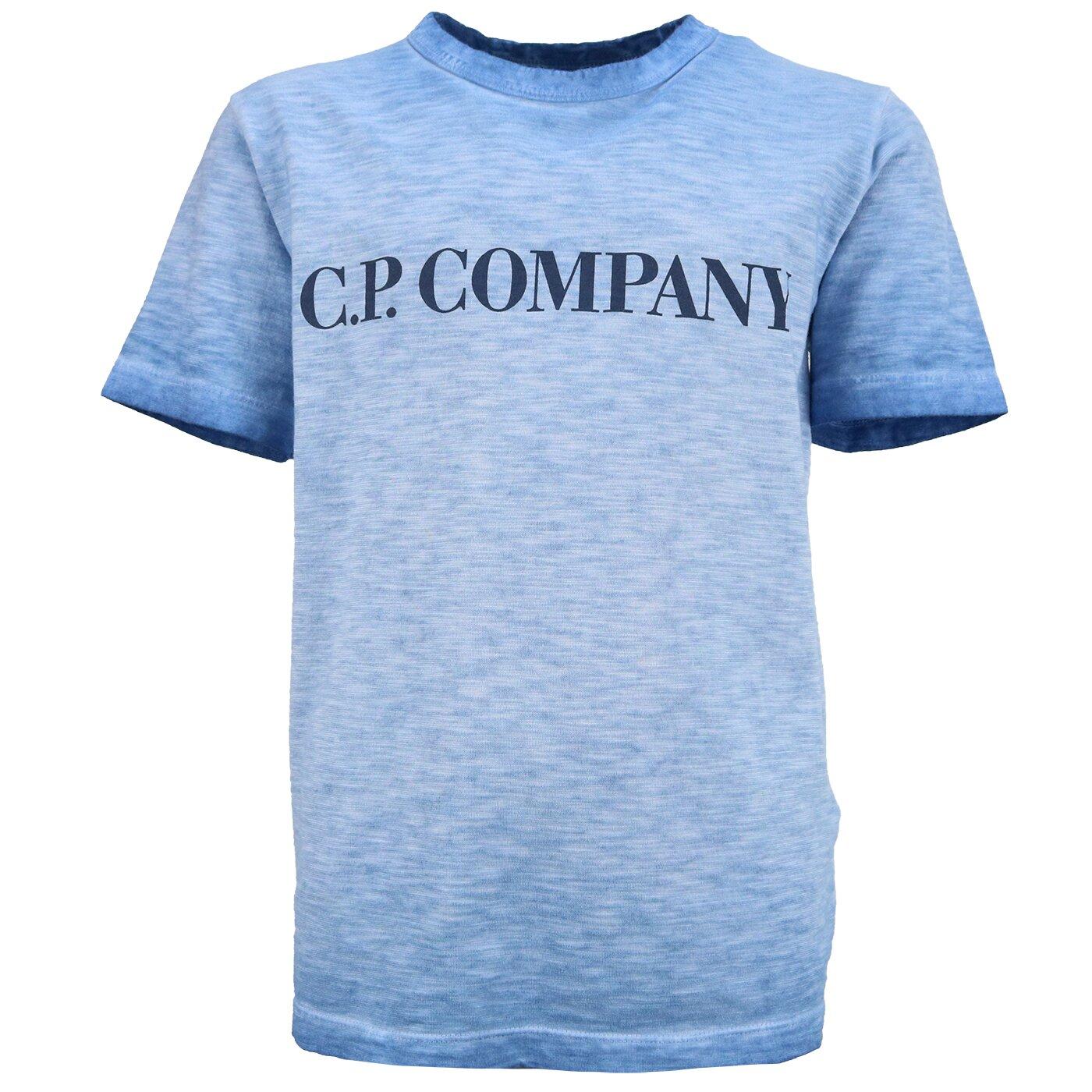 CP Company Shirt Lyons Blue 10CKTS038
