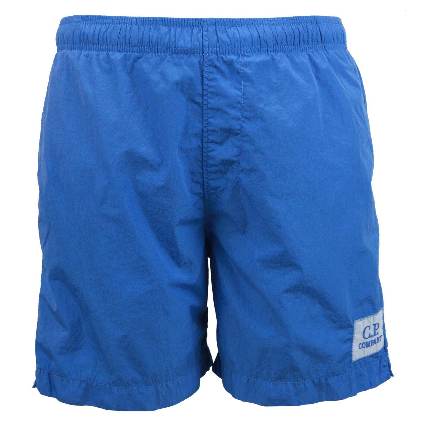 CP Company Beach Short Riviera blue