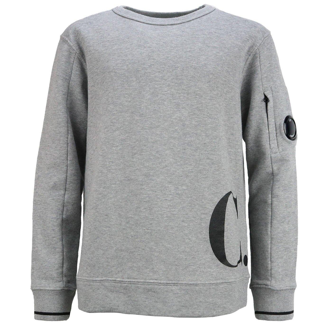CP Company Sweatshirt Grijs 10CKSS065
