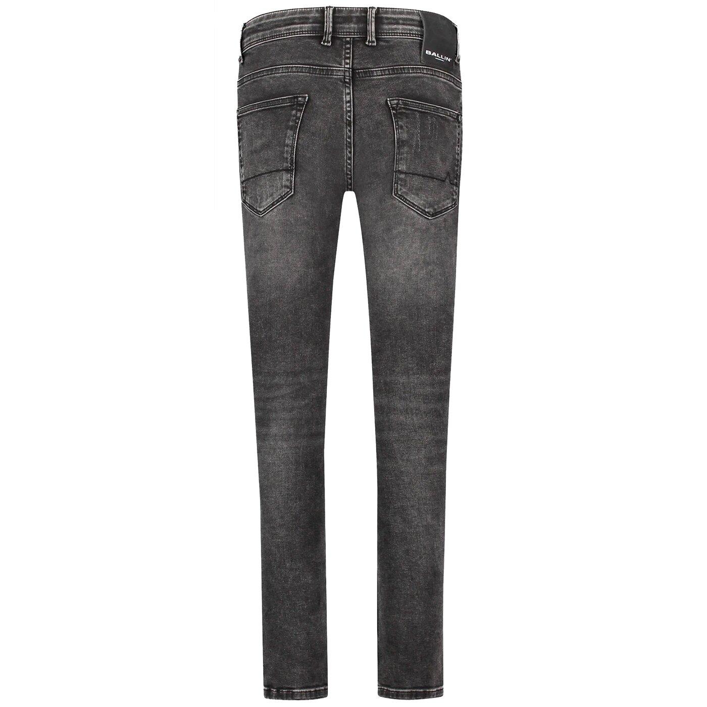 Ballin Diago K0011 Jeans Dark Grey