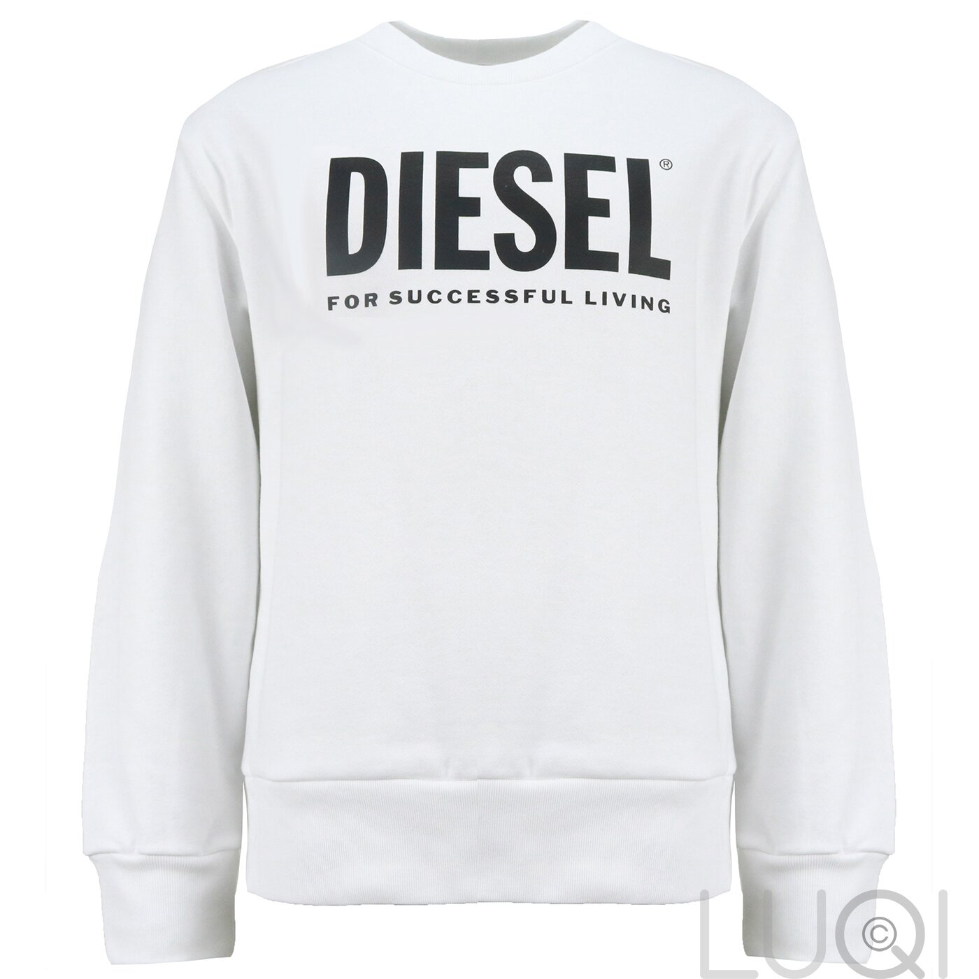 Diesel Sweater SCREWDIVISION Wit