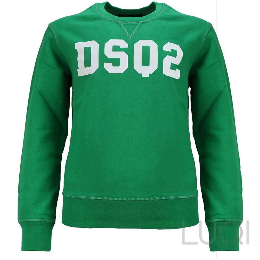 Dsquared² Sweater Groen DSQ2