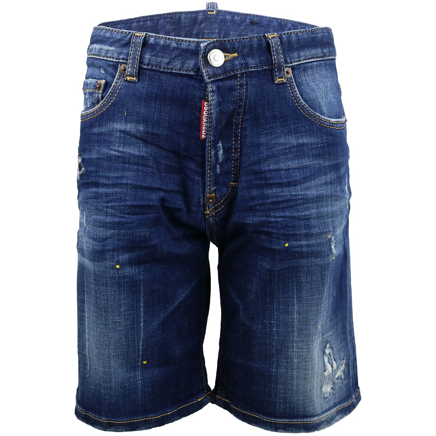 Dsquared² Boys Cool Fit Short Jeans DQ0261