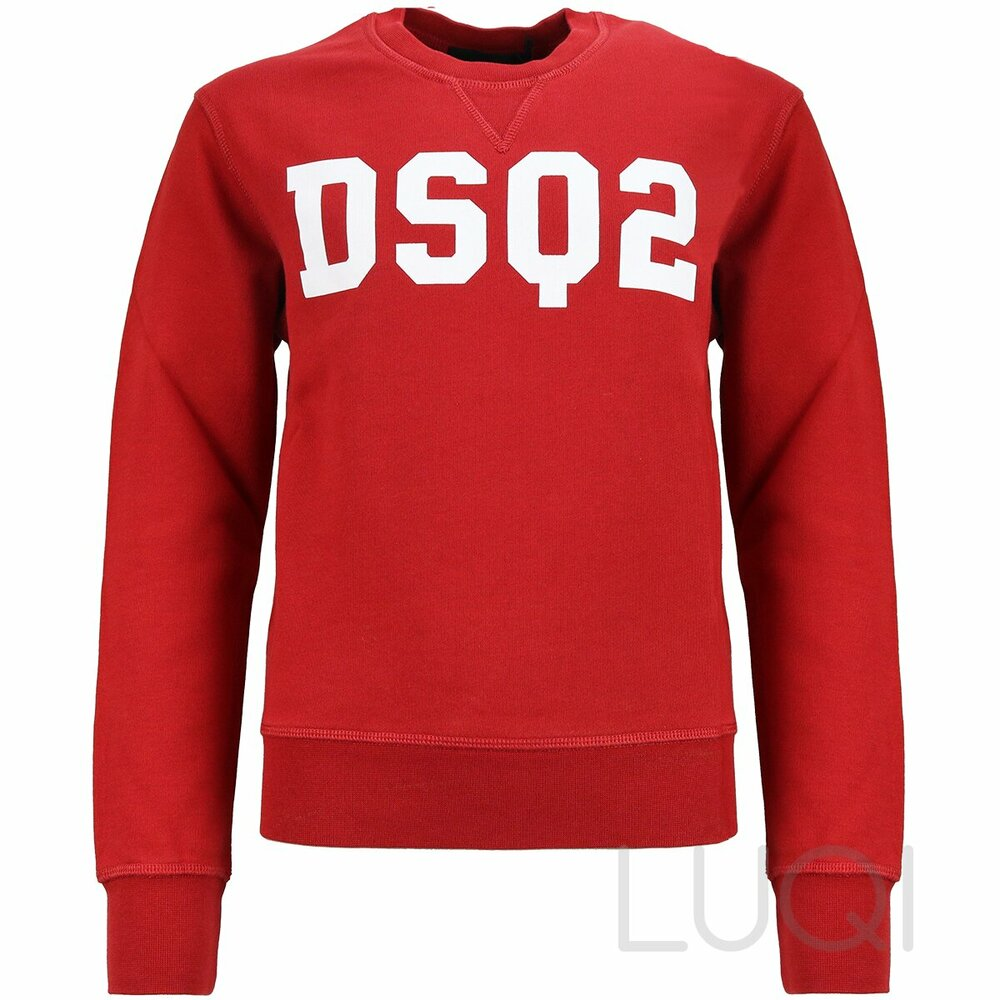 Dsquared² Sweater Rood DSQ2