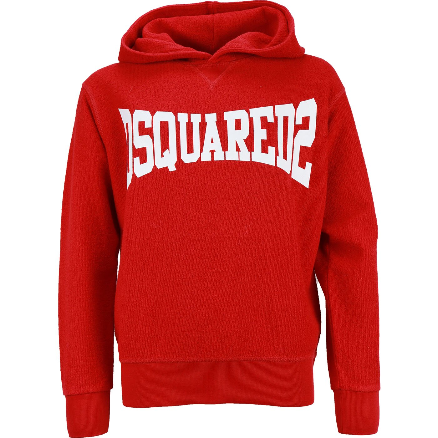 Dsquared2 Hoody Rood Cool Fit