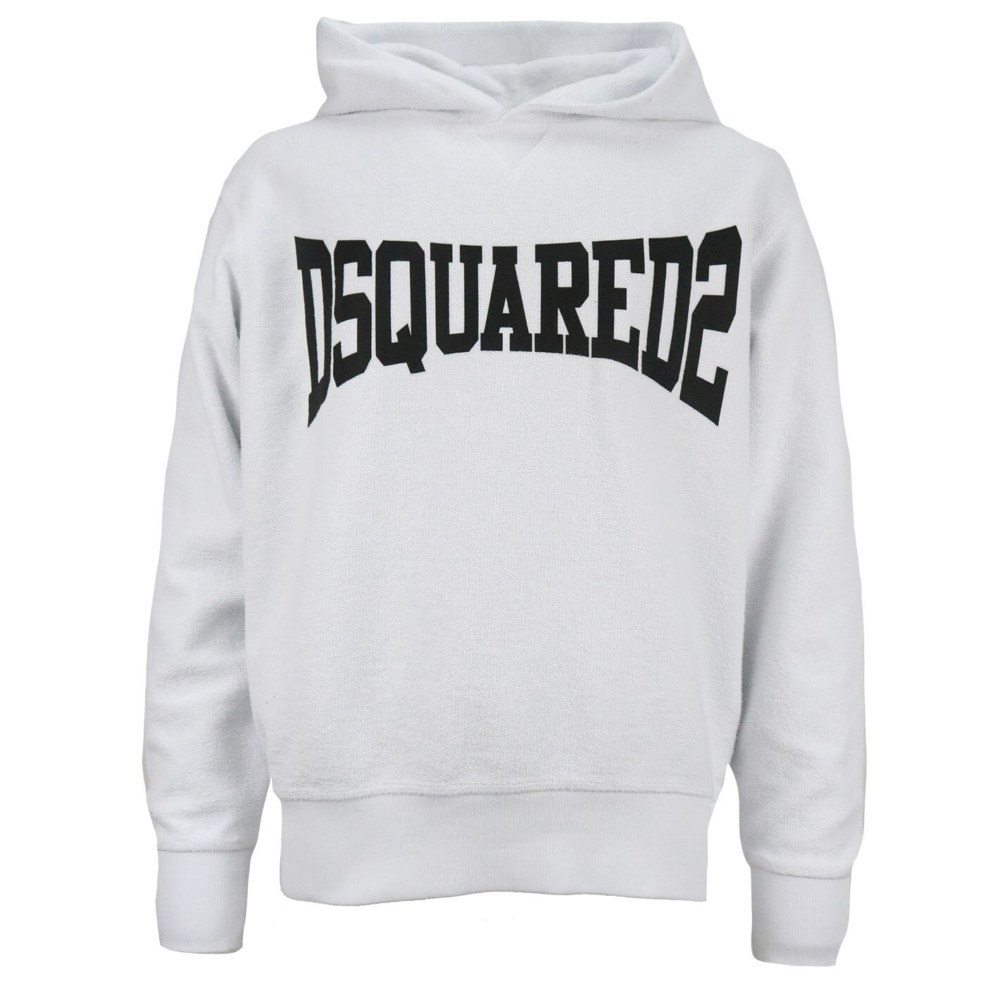 Dsquared2 Hoody Wit Cool Fit