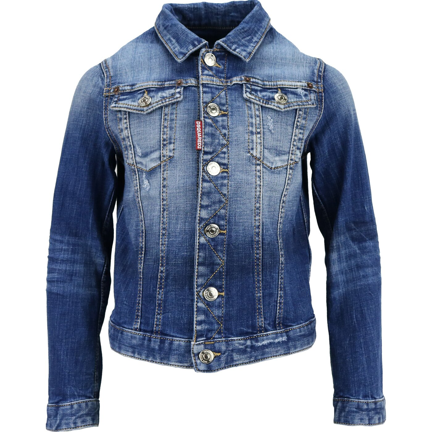 Dsquared2 DQ01GT Jeans Jacket