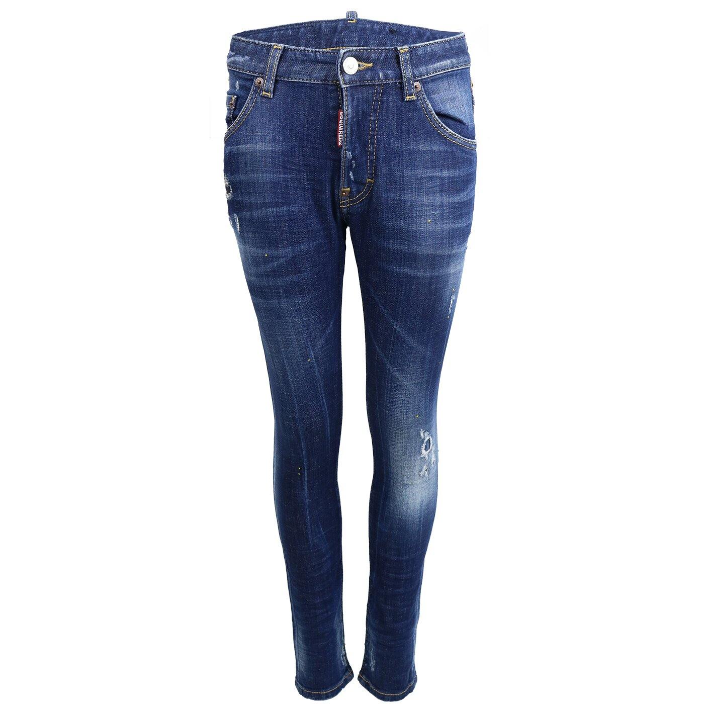 Dsquared² Boys Skater Jeans Icon DQ042L-D2P118