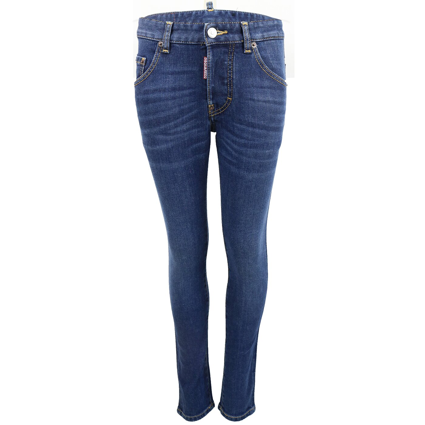 Dsquared² Skater Jeans Plain