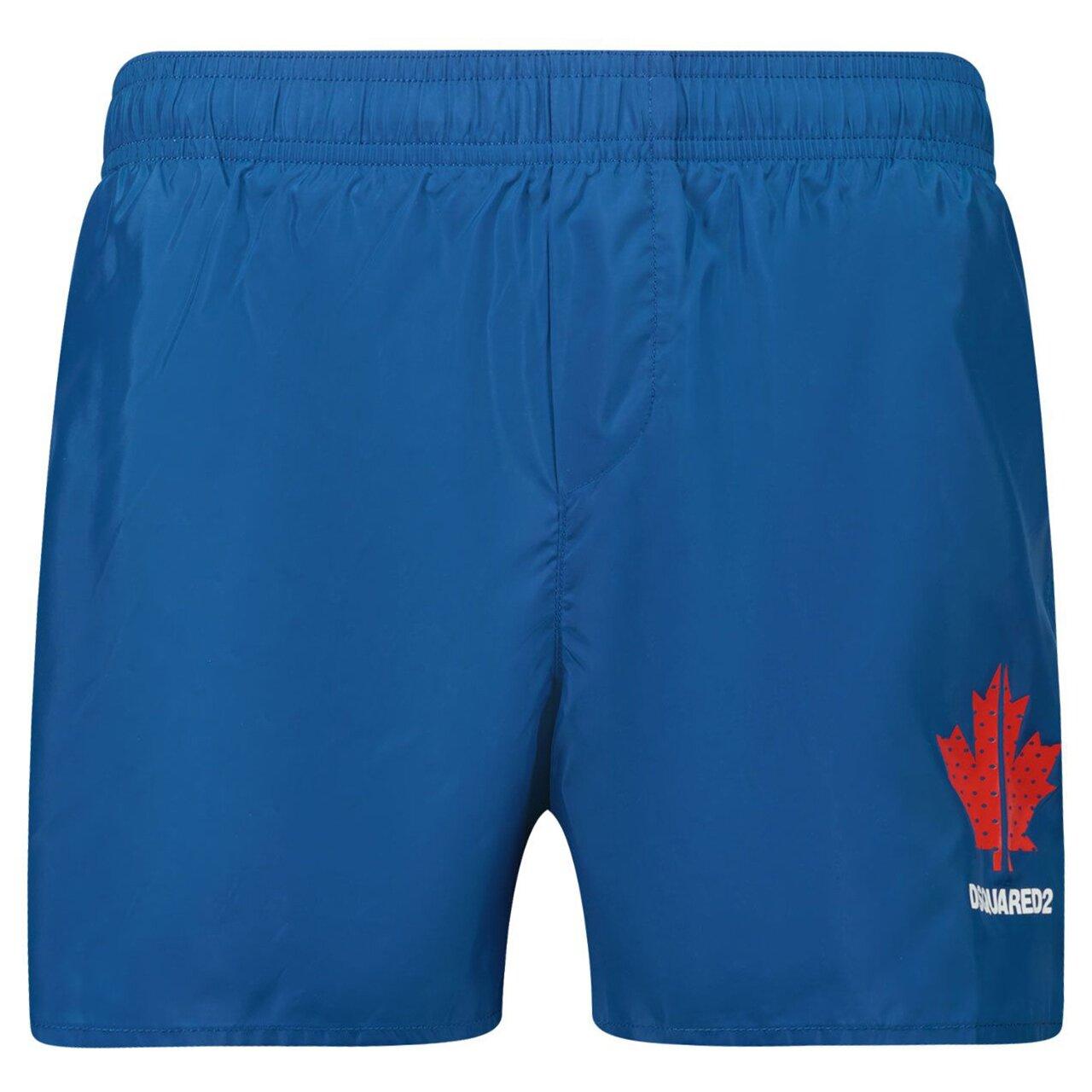 Dsquared2 Swim shorts Blauw DQ0052