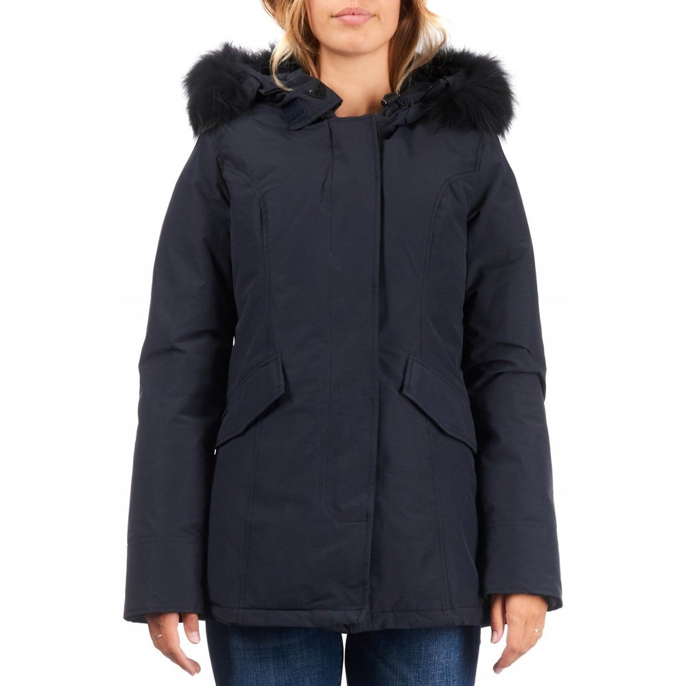 Airforce 2 pocket Parka Classic Women TTT Navy