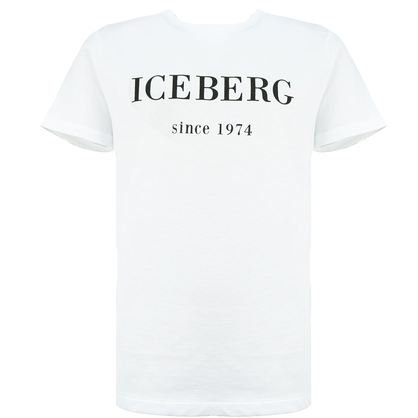Iceberg Shirt Wit 1103J