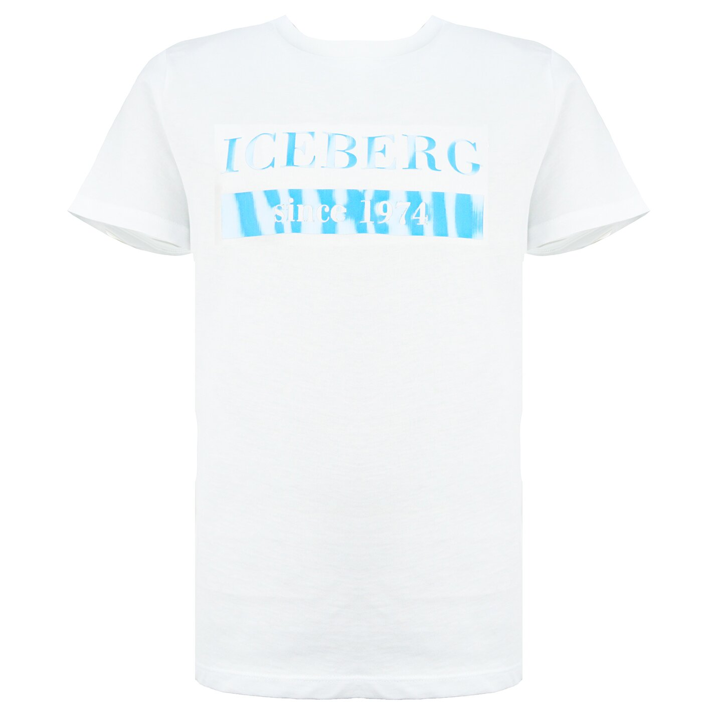 Iceberg Shirt Wit 1117J