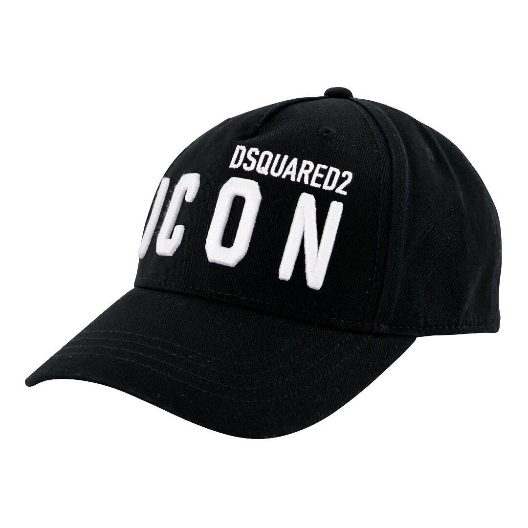 Dsquared2 ICON Pet Zwart