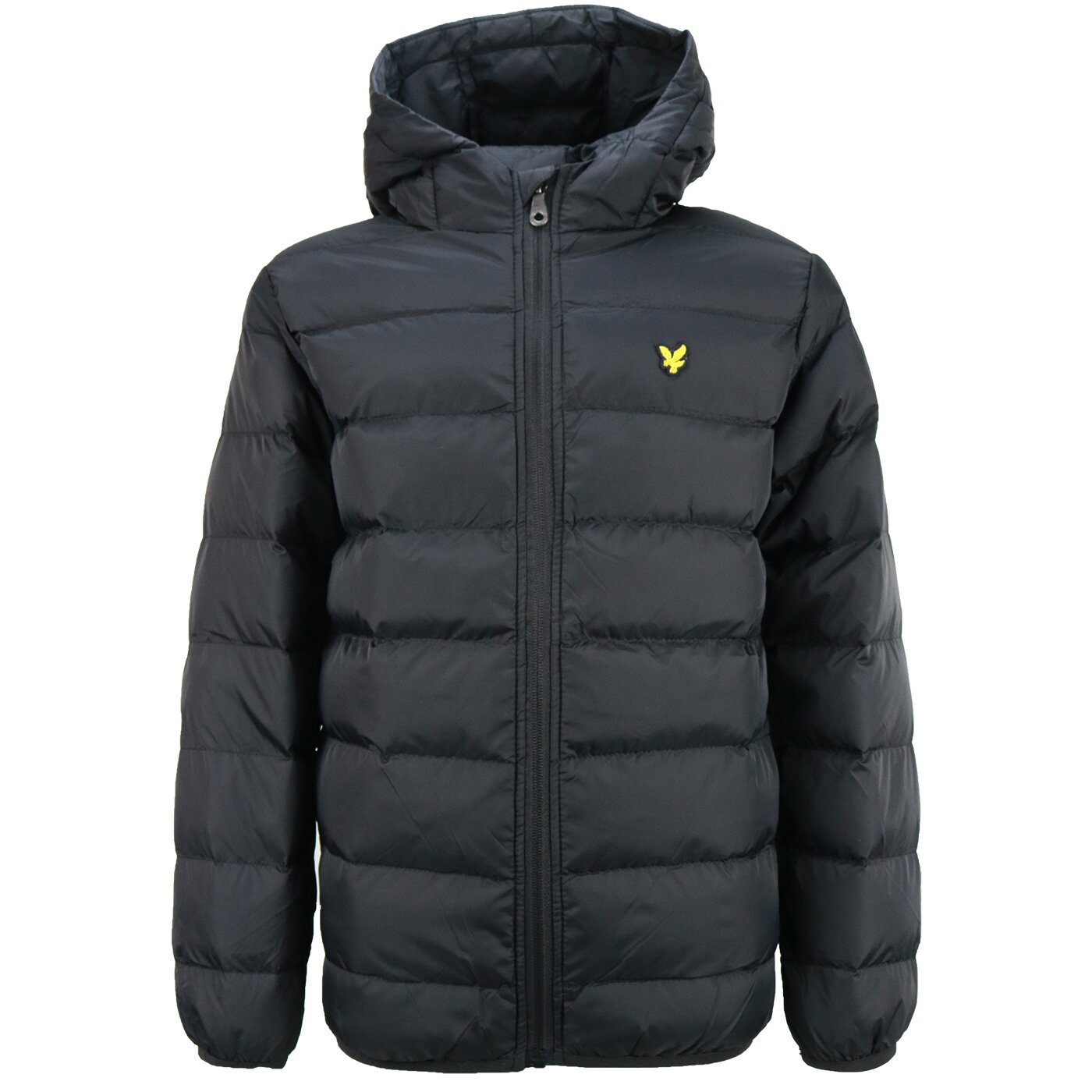 Lyle & Scott Puffer Jacket Zwart