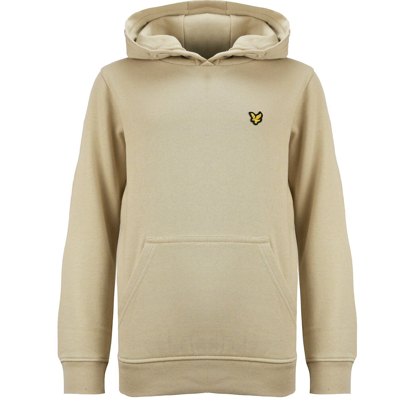 Lyle & Scott hoody Cement LSC0475