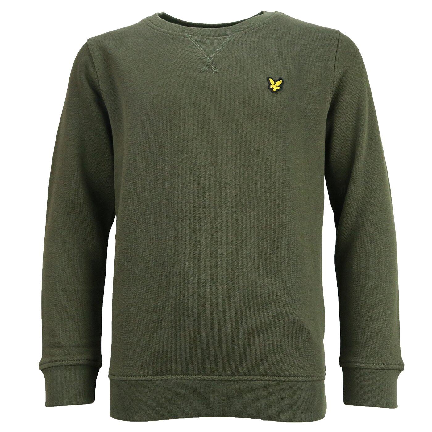 Lyle & Scott sweater grape leaf LSC016