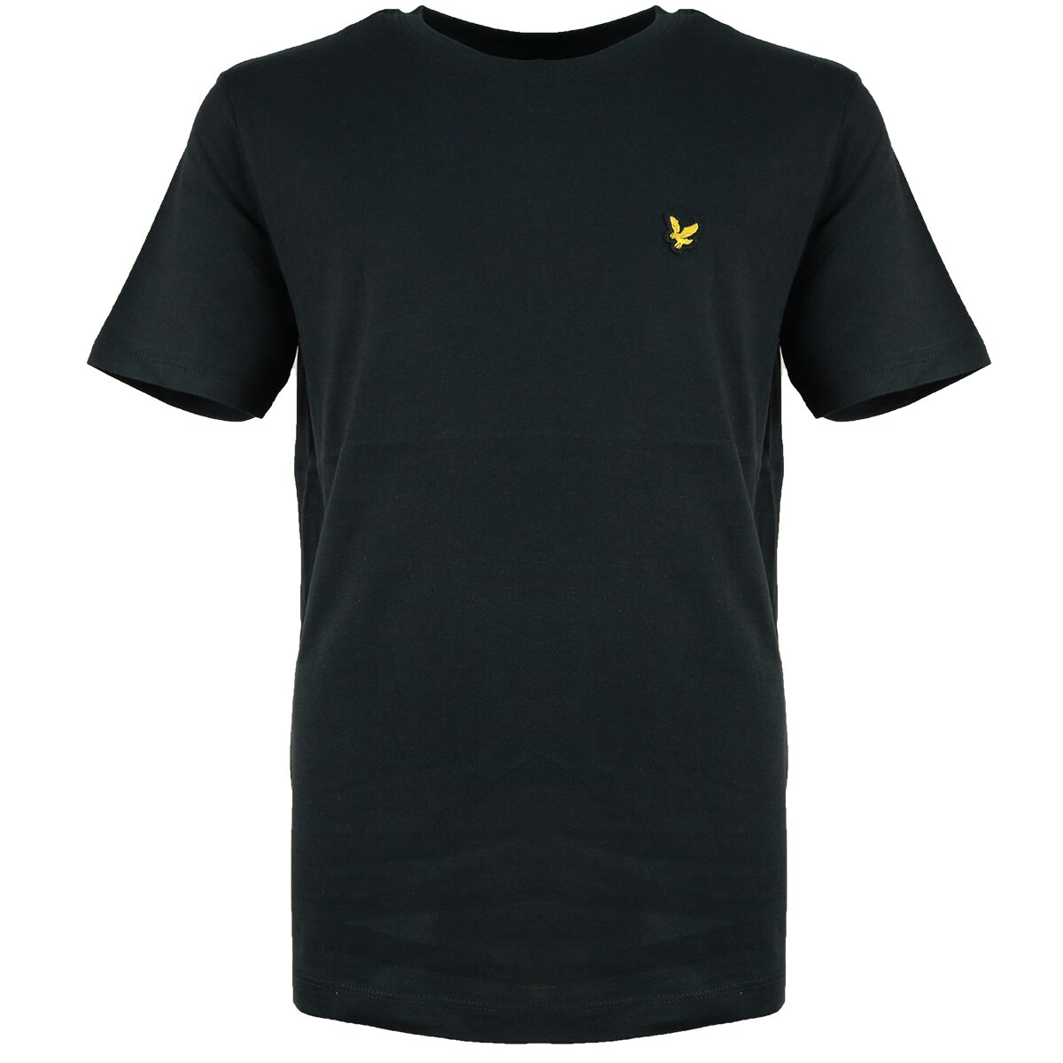 Lyle & Scott jersey shirt zwart