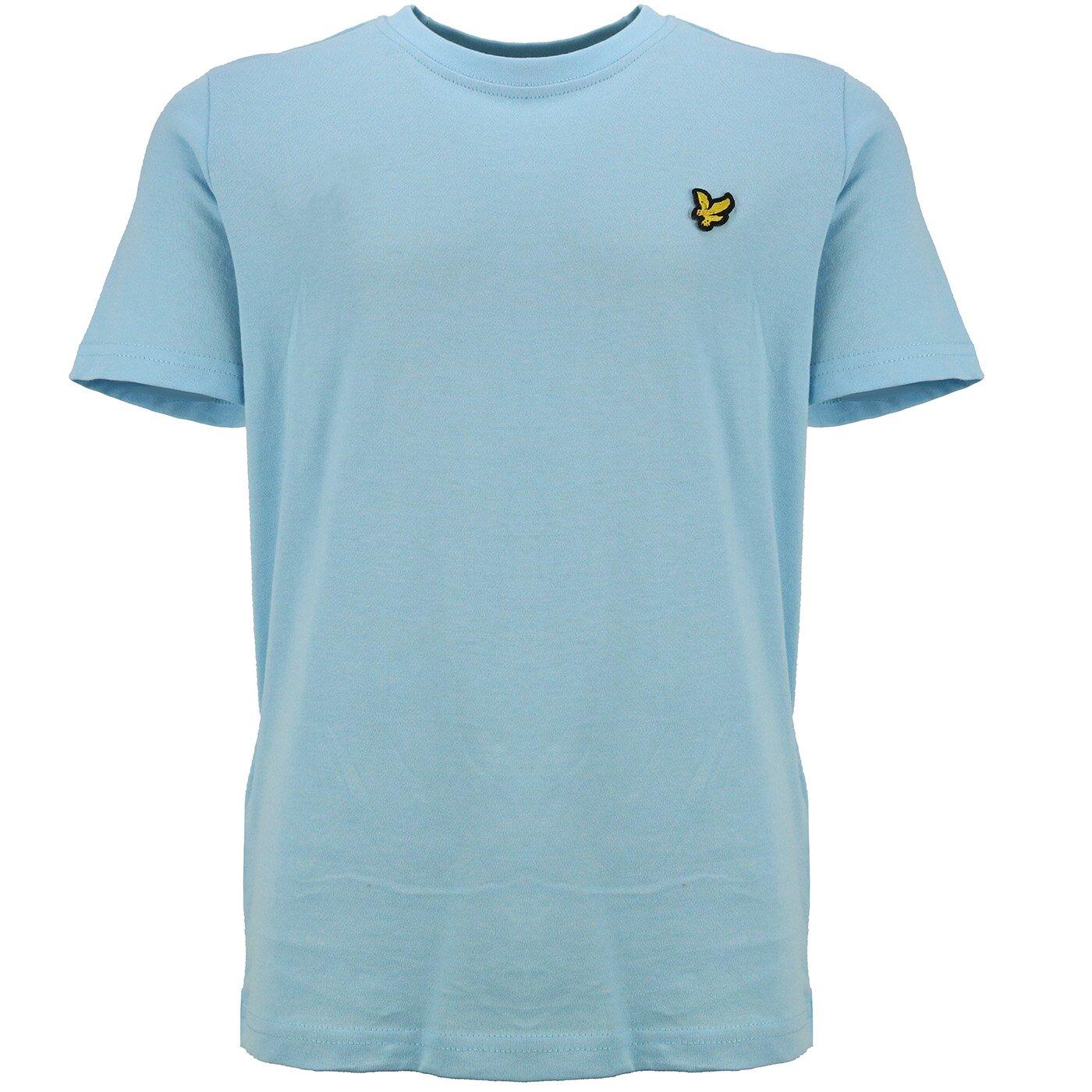 Lyle & Scott shirt sky blue LSC0003S