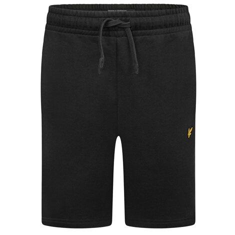 Lyle & Scott classic sweat short black