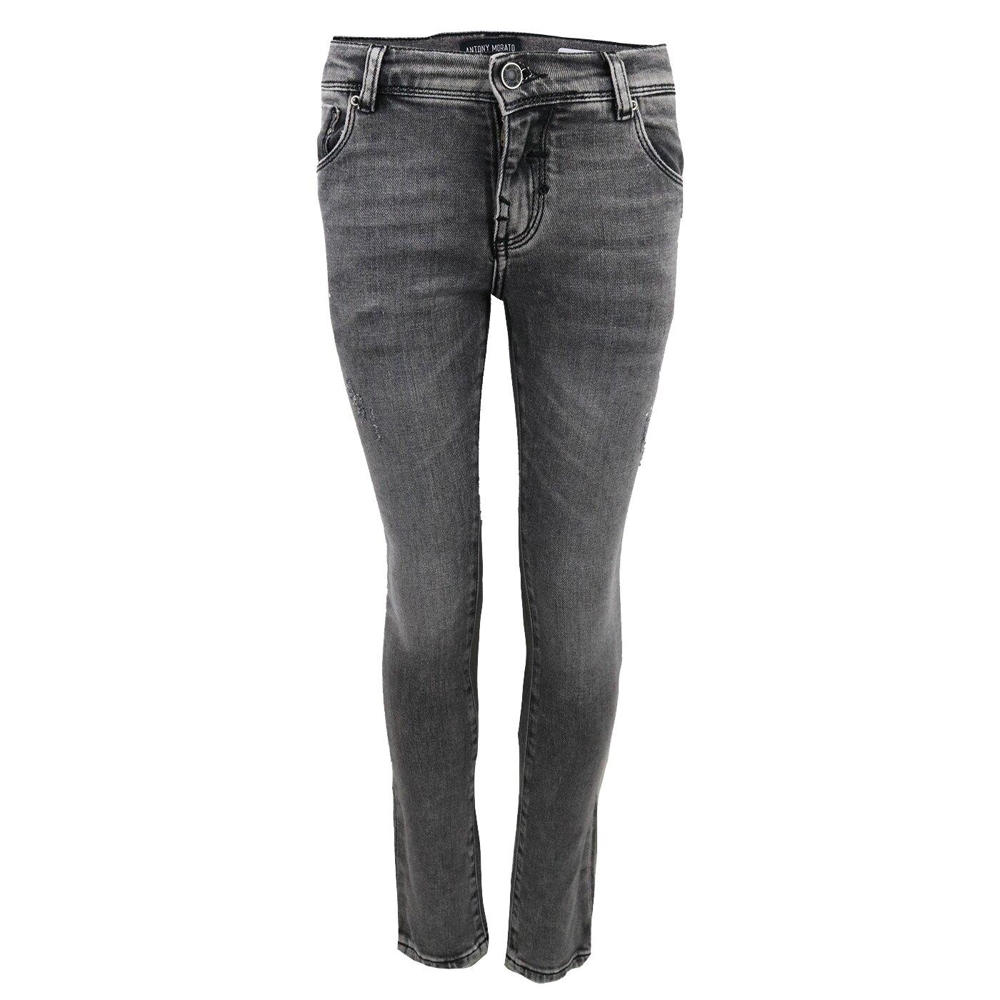Antony Morato Fighetto Jeans Grijs 0281
