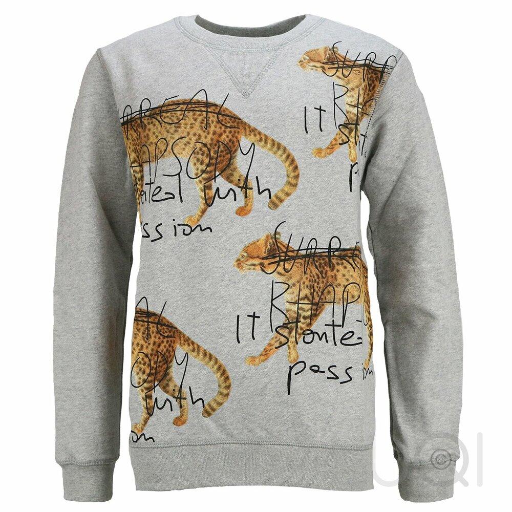 Antony Morato Sweater met tijgerprint