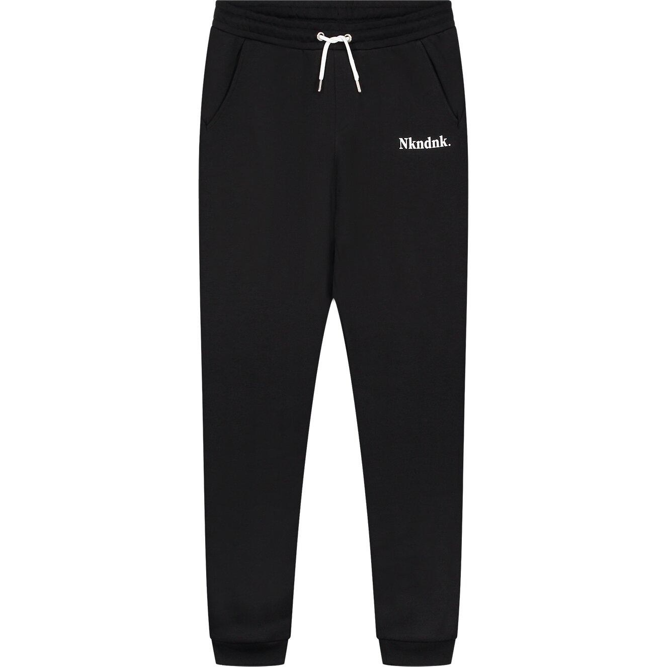 Nik & Nik William Sweatpants zwart B2003