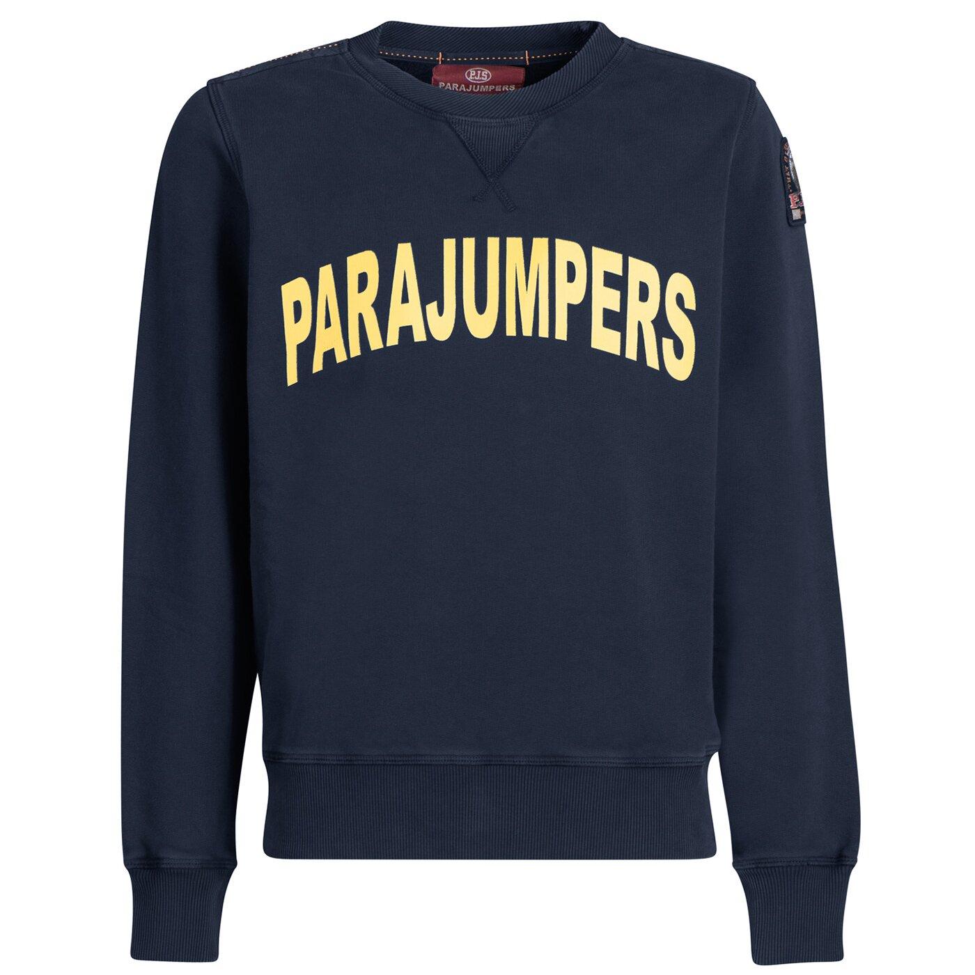 Parajumpers Caleb Sweater Navy CF61-562