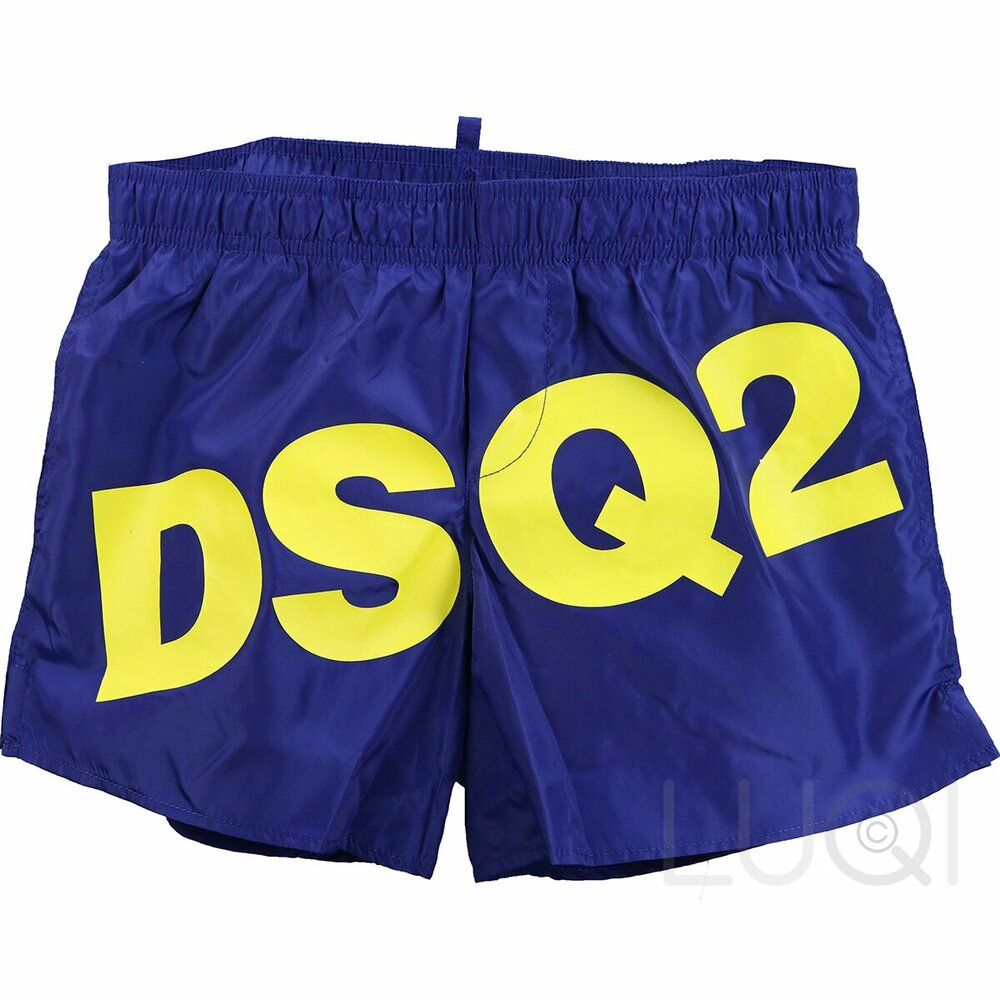 Dsquared² Swim Shorts Blauw