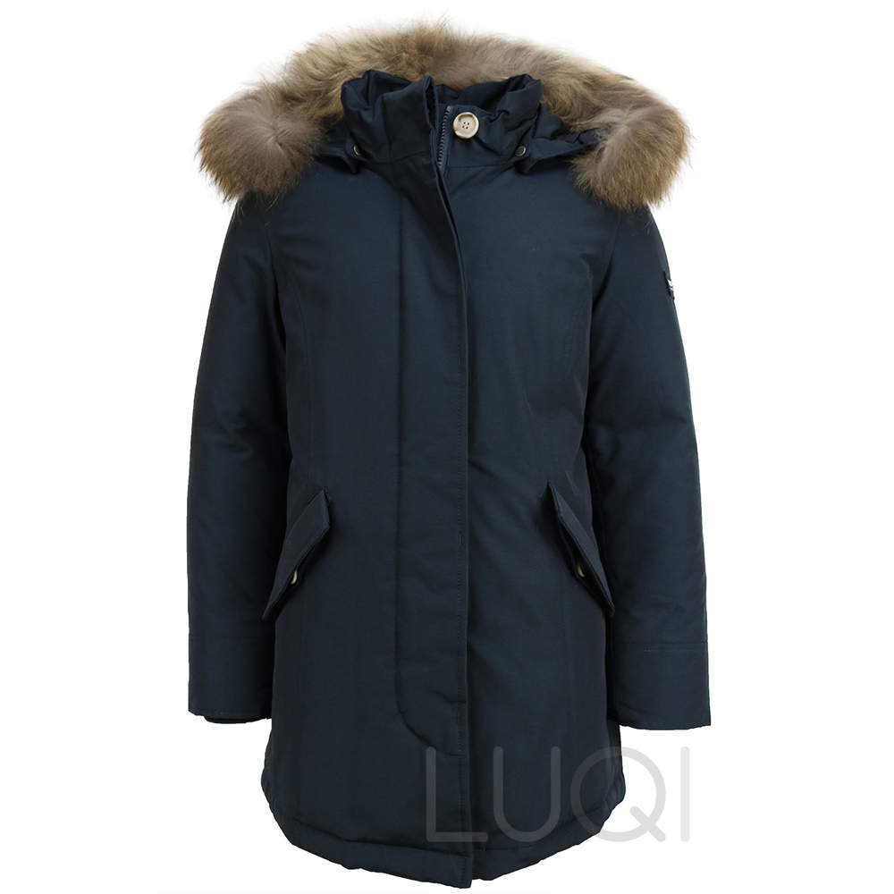 Woolrich Arctic Parka Dark Navy (Girls)