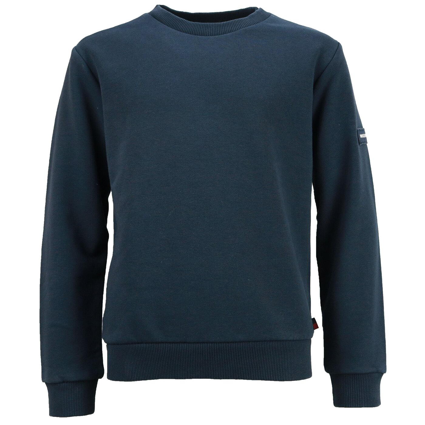 Woolrich Classic Sweater Melton Blue