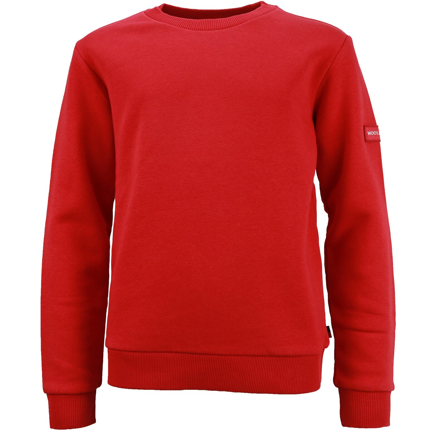Woolrich Classic Sweater Sky Red