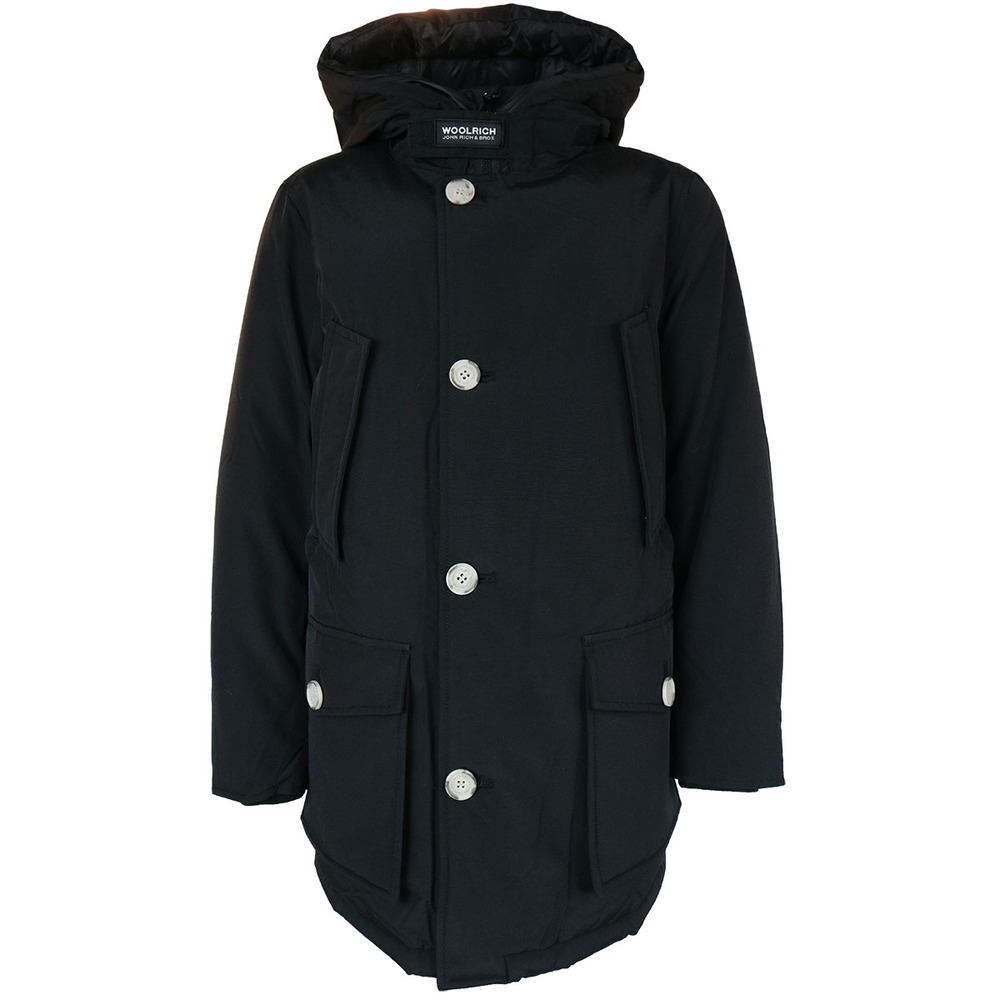 Woolrich Parka No Fur Black (Boys)