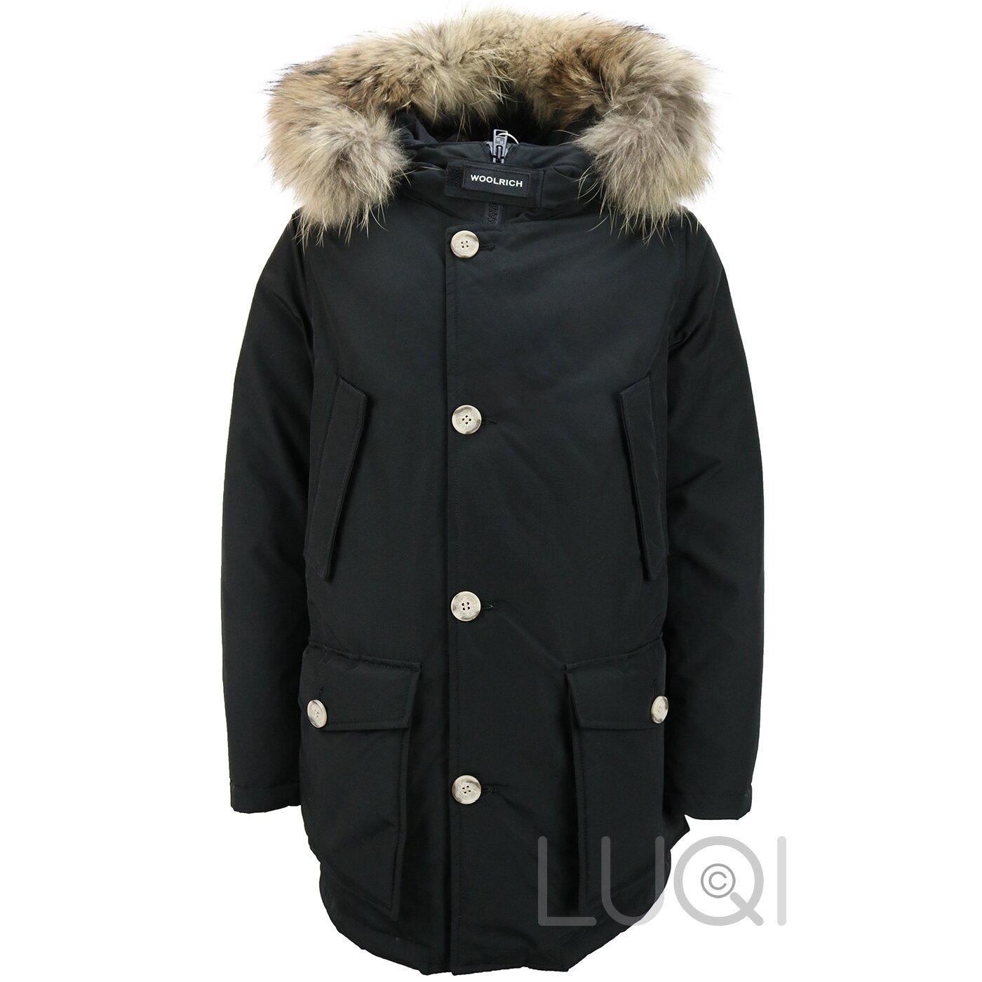Woolrich Boys Arctic Parka HC Black