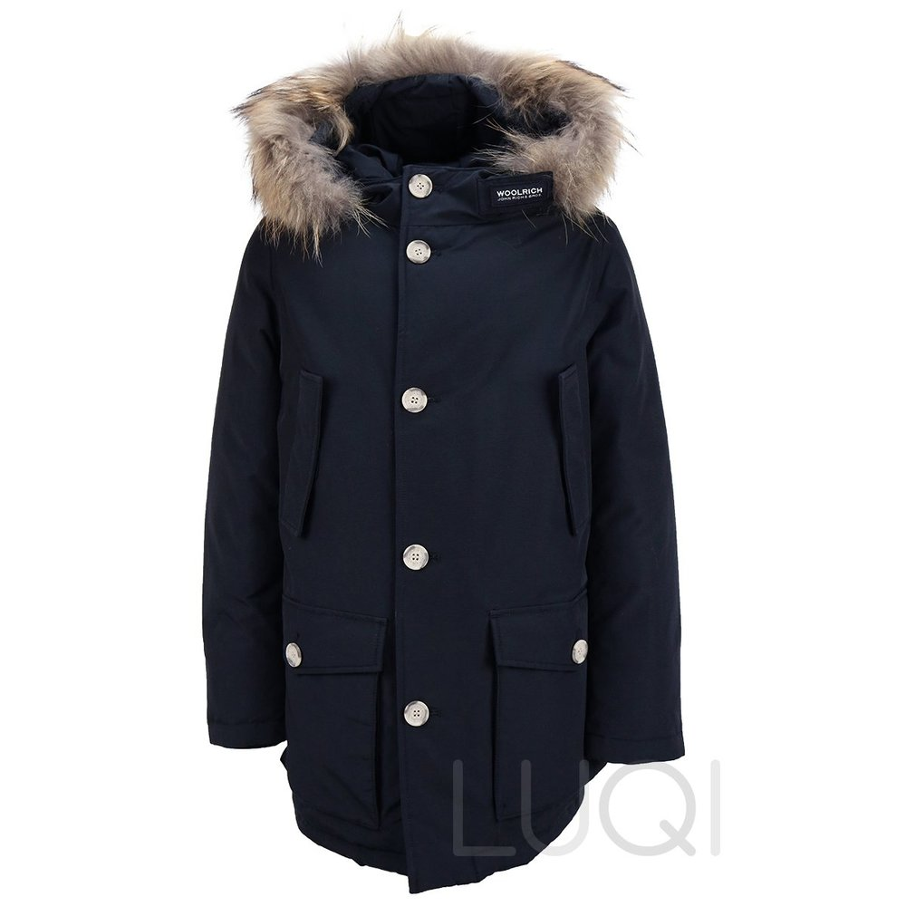 Woolrich Detachable Fur DKN (Boys)