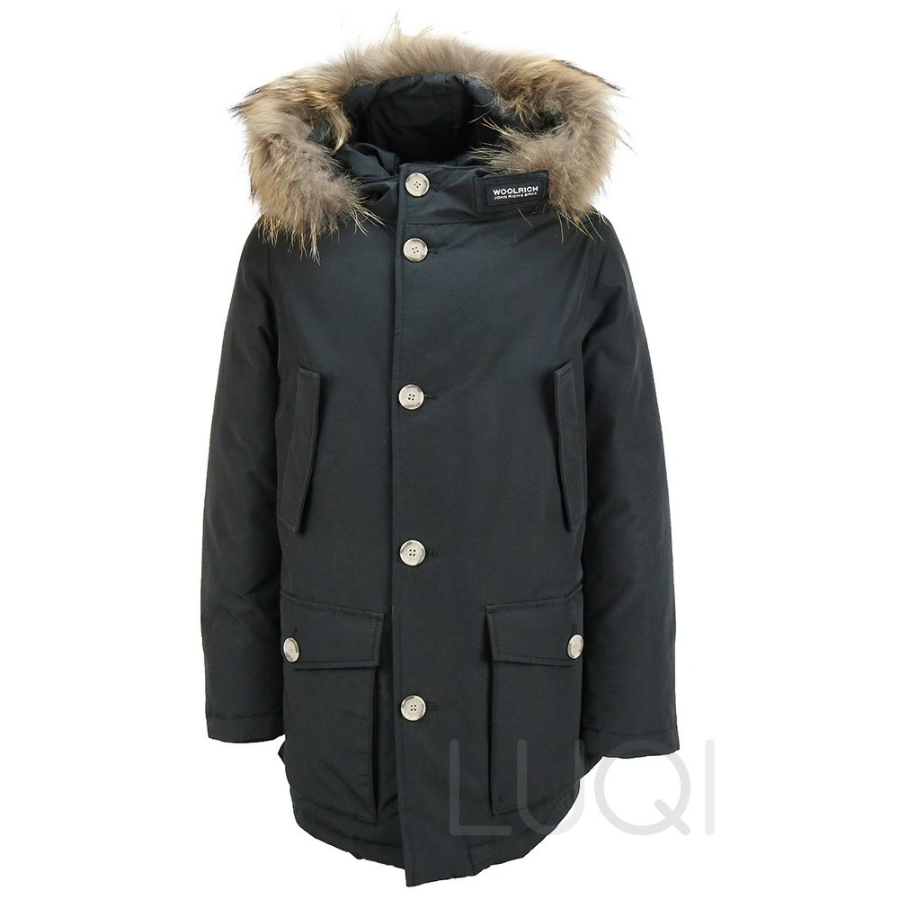 Woolrich Detachable Fur PHM (Boys)