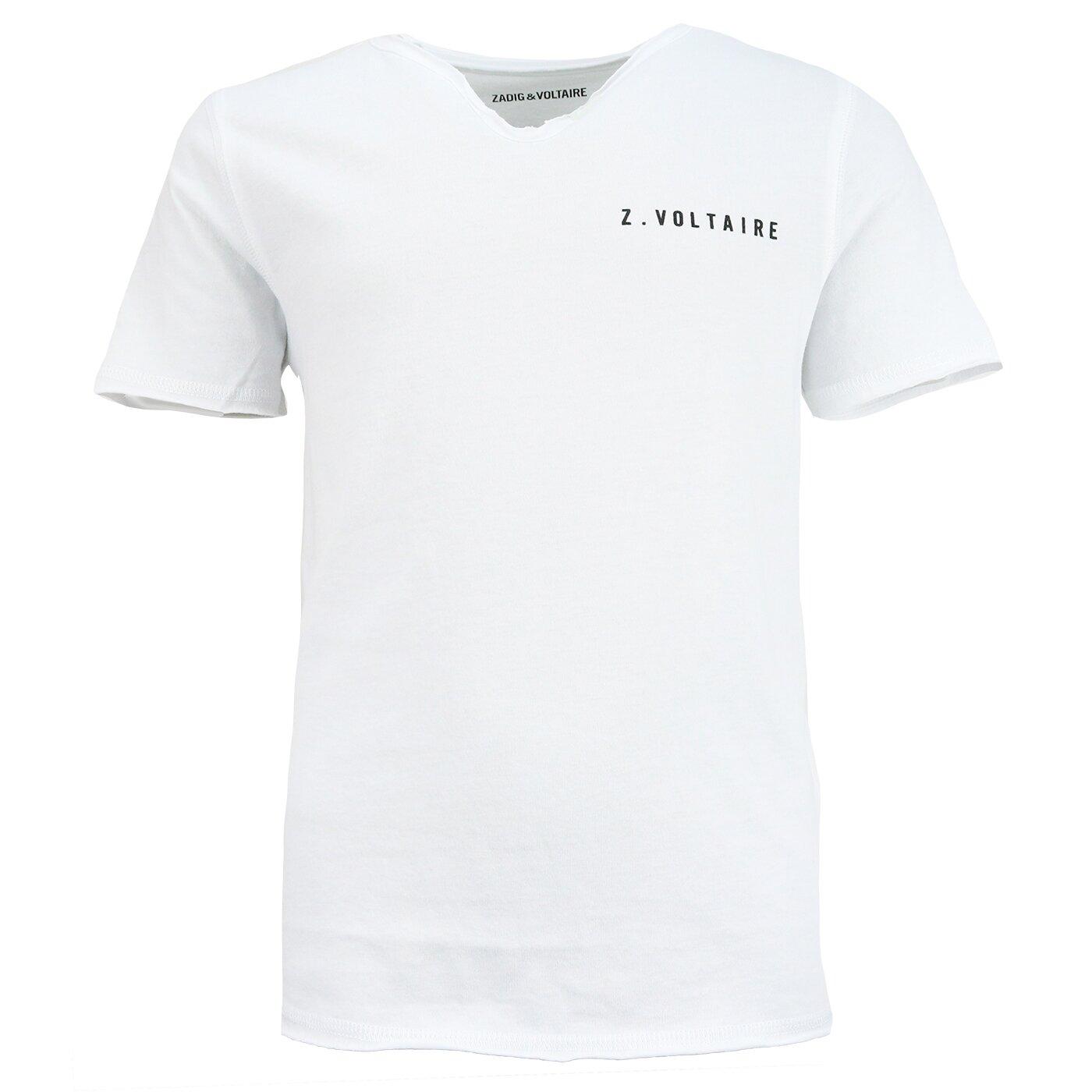 Zadig & Voltaire Shirt Wit X25262