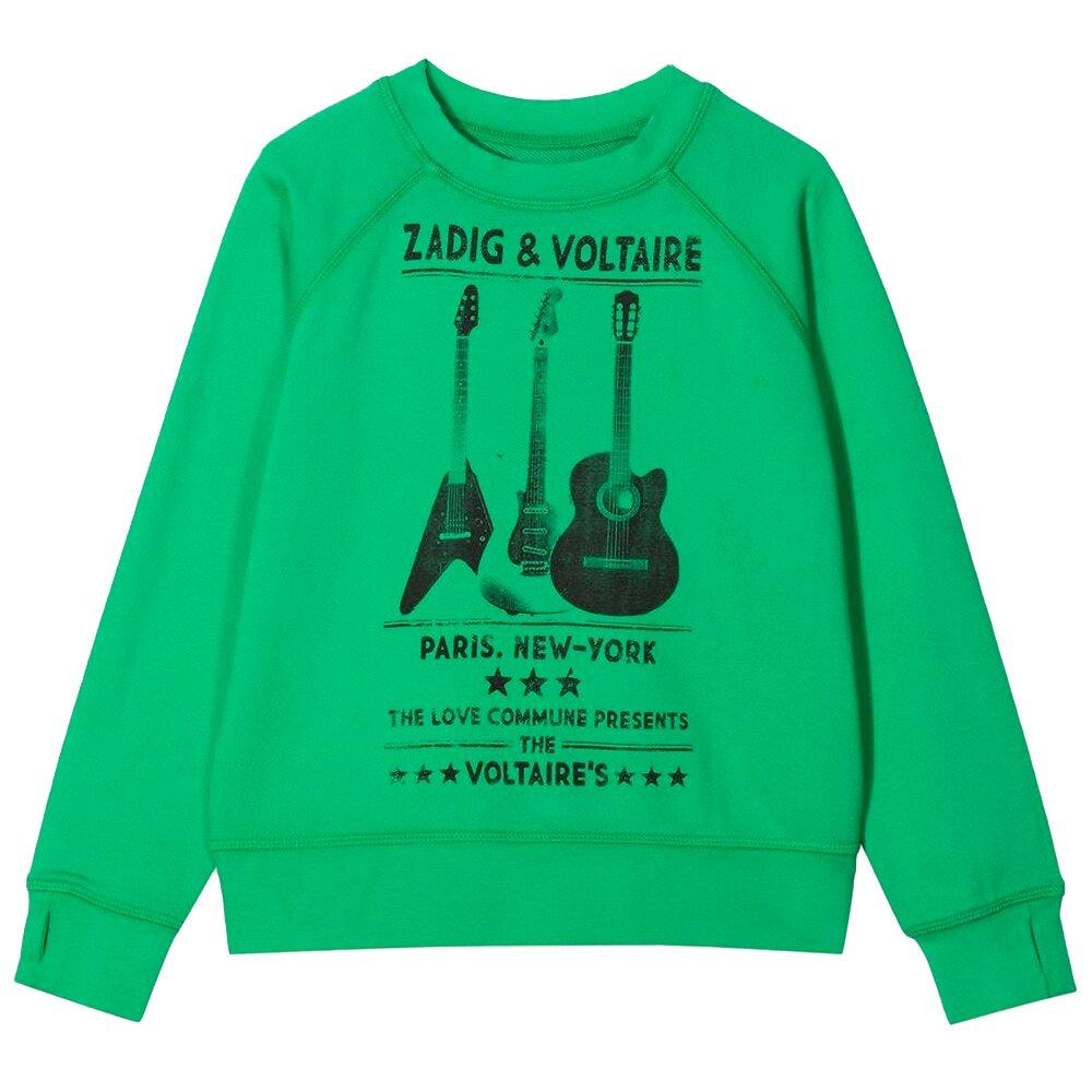 Zadig & Voltaire Sweater Groen X15263